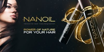 Nanoil hair oil - Three times as brilliant!