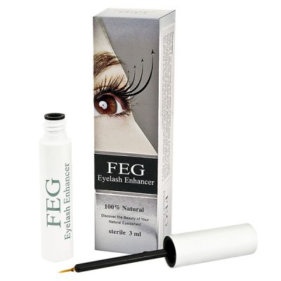 049e76405c4 FEG An eyelash growth serum with the set of specially selected ingredients  that nourishes and strengthen eyelashes. It is said that the product  stimulates ...