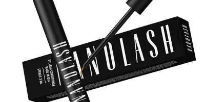 Nanolash eyelash and eyebrow growth serum