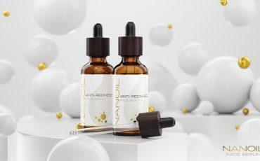 recommended serum for redness Nanoil